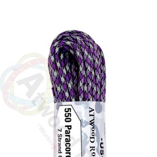 Atwood Rope MFG Atwood Rope MFG 550 Paracord 100ft - Mystique