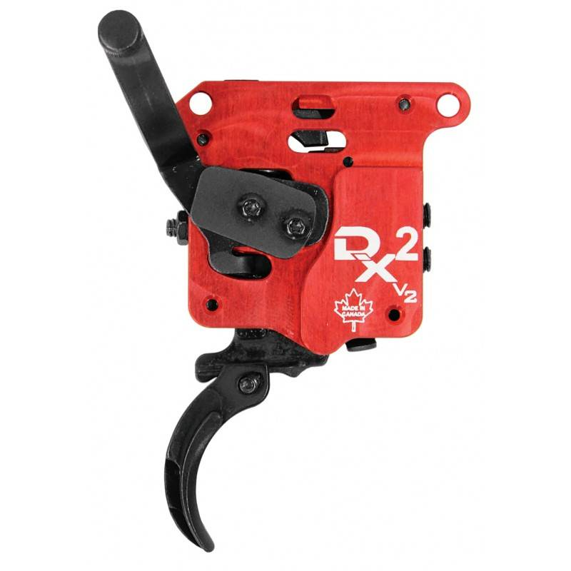 Cadex Defence Cadex DX2 Double Stage Trigger (Rem Style with safety and Bolt release)