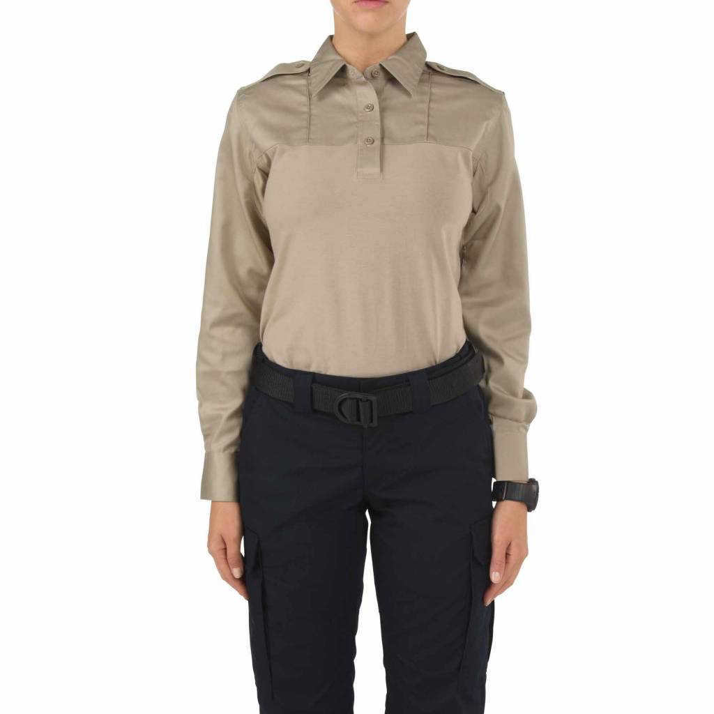 5.11 Tactical 5.11 Tactical Women's Rapid PDU Long Sleeve Shirt