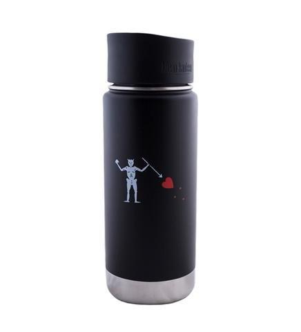 Black Rifle Coffee Company Kleen Kanteen BlackBeard Thermos 16oz