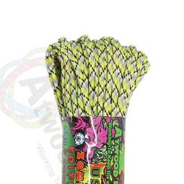 Atwood Rope MFG Atwood Rope MFG 550 Paracord 100ft - Infection