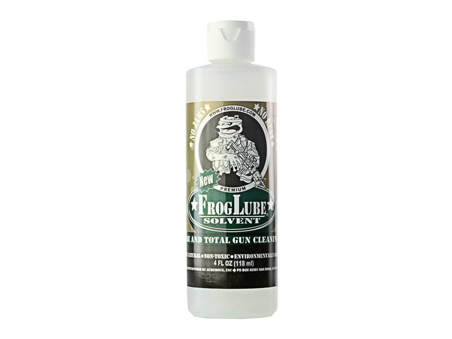 Frog Lube FrogLube Solvent, 4 oz.