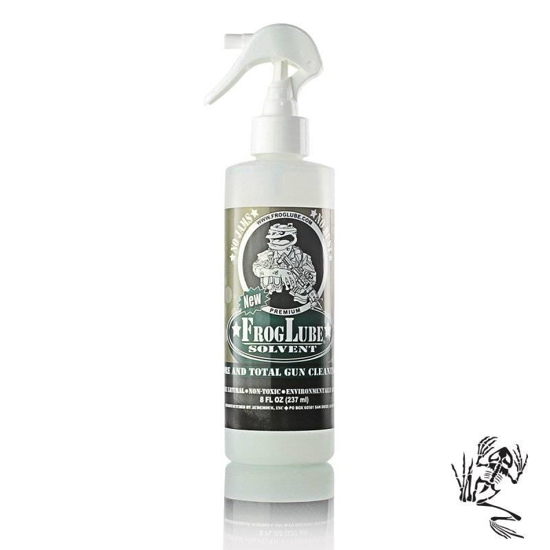 Frog Lube FrogLube Solvent, 8 oz. Spray