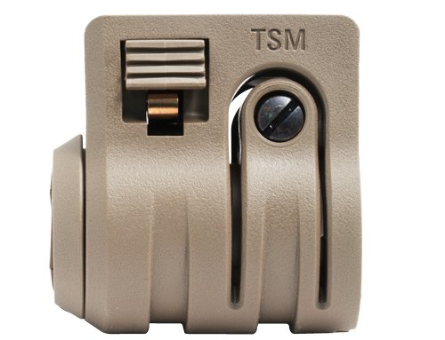 Mission First Tactical MFT Torch Standard Mount (TSM) Scorched Dark Earth