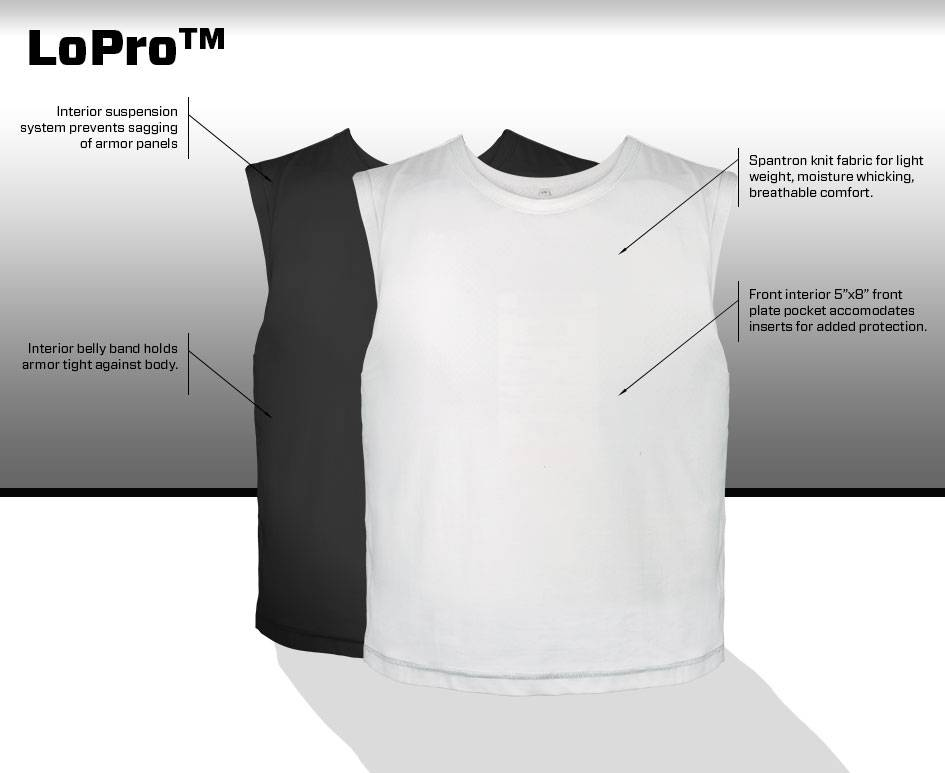 Armor Express Armor Express LO-PRO Carrier - Women's