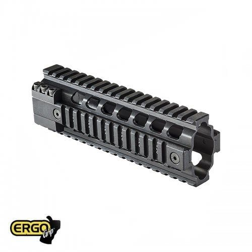 ERGO Grips ERGO Z-Rail Free Float AR-15/M-16 Rail System Carbine Length