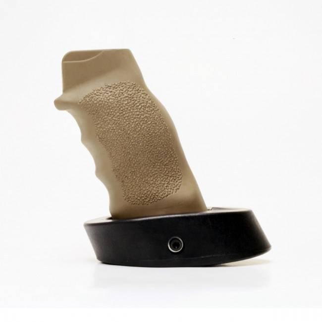 ERGO Grips ERGO AR15/M16 Flat Top Tactical DLX Grip w/Palm Shelf-SUREGRIP