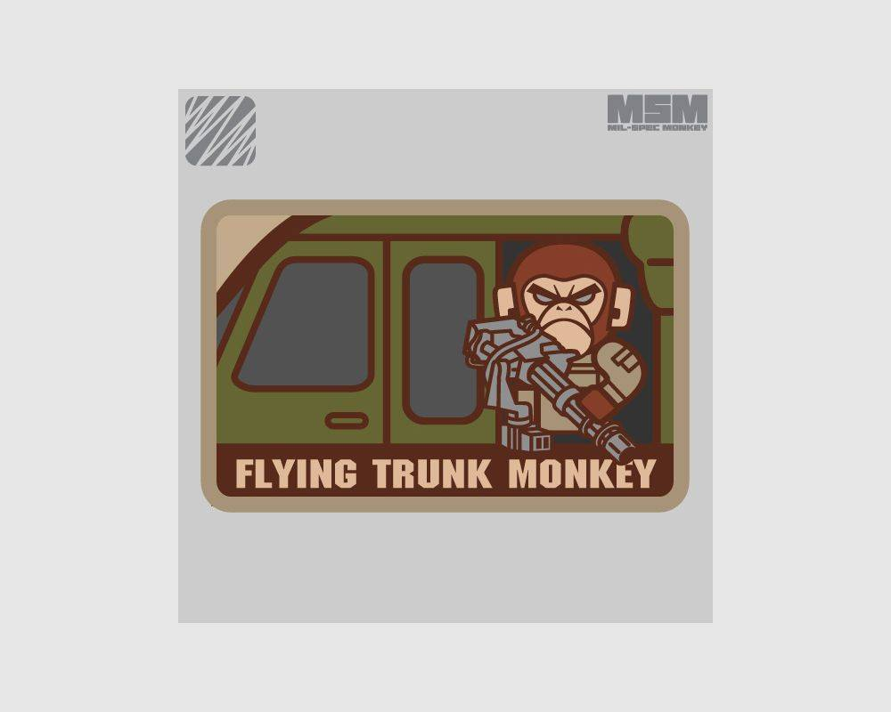 Milspec Monkey Milspec Monkey Flying Trunk Monkey