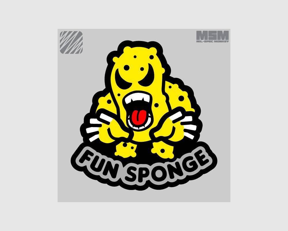 Milspec Monkey Milspec Monkey Fun Sponge