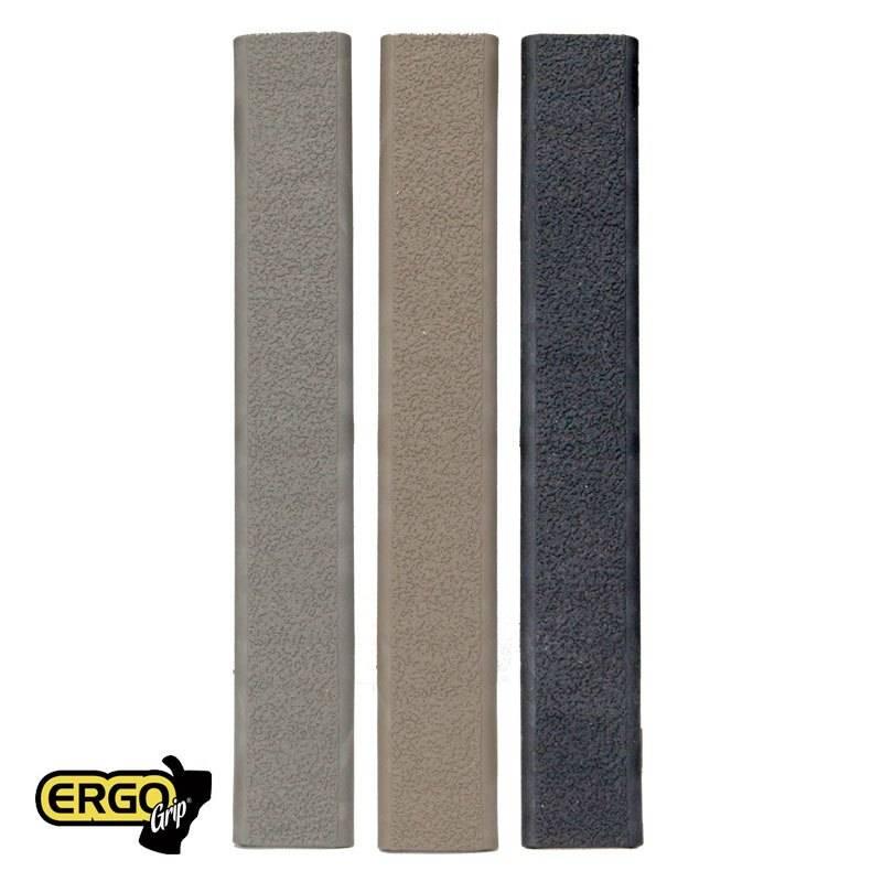 ERGO Grips ERGO Textured Slim Line 18-Slot LowPro Rail Covers (3PK)
