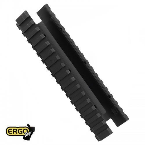 "ERGO Grips ERGO Standard Length Mossberg 500/590 Forend: 6-5/8"" inner tube length (Includes LowPro rail covers)"