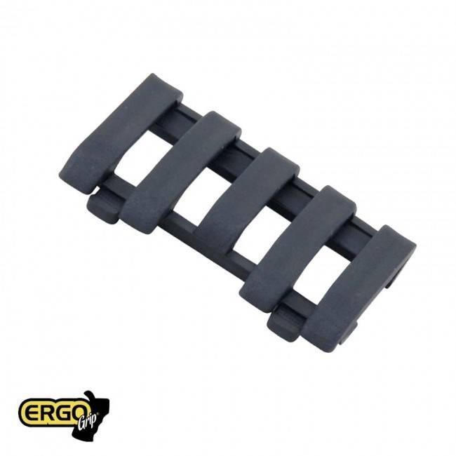 ERGO Grips ERGO LowPro 5-Slot Picatinny Rail Wire Loom