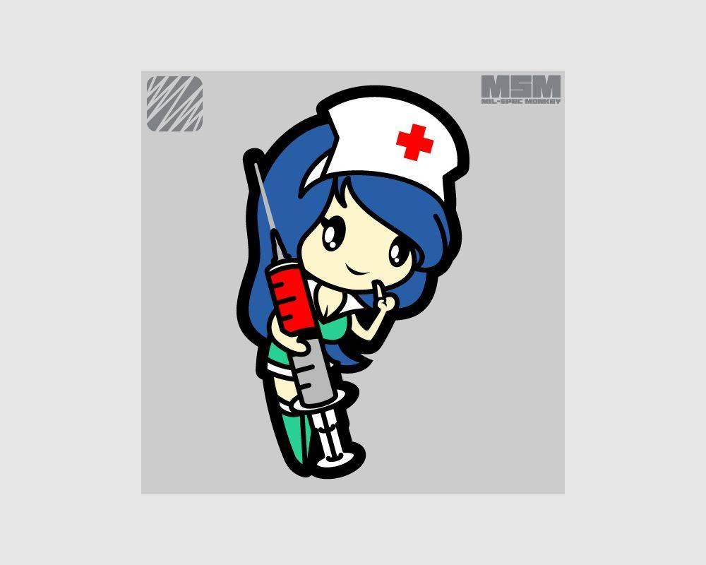 Milspec Monkey Milspec Monkey Nurse Girl