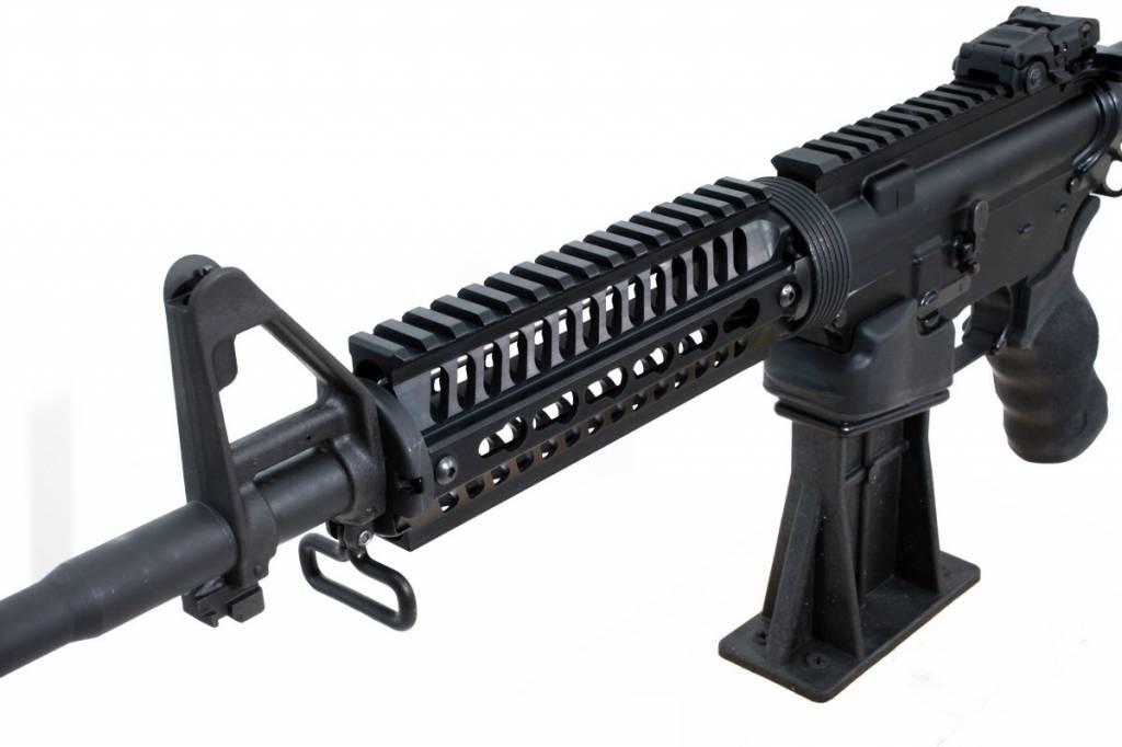ERGO Grips ERGO KeyMod Ultra-Lite 2-Piece Handguard Replacement - Black