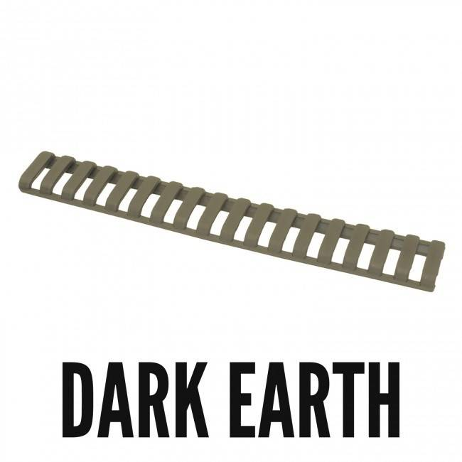ERGO Grips ERGO 18-Slot Ladder LowPro Rail Covers (3PK)