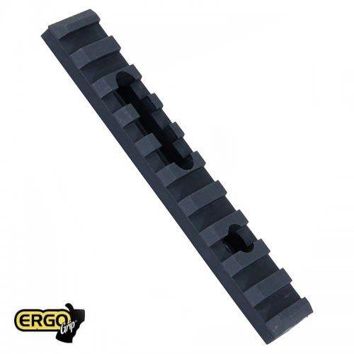 ERGO Grips ERGO 10-Slot Polymer M1913 Rail (1 mounting hole, 1 slot w/ Hardware)
