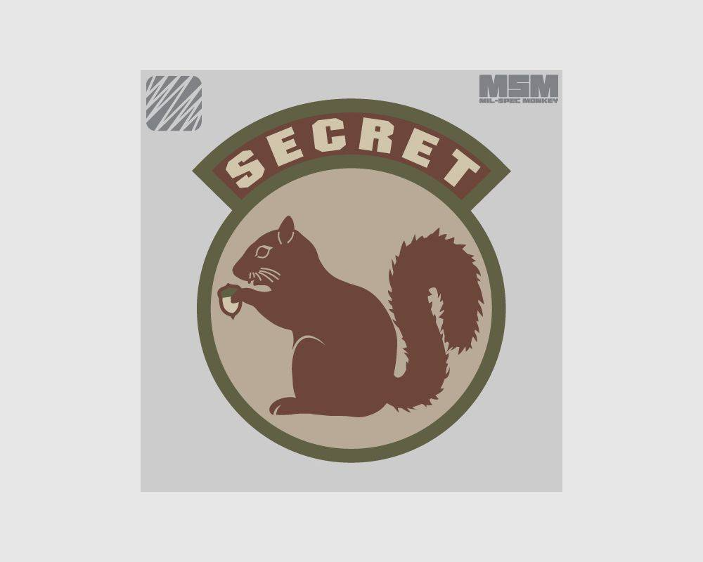 Milspec Monkey Milspec Monkey Secret Squirrel
