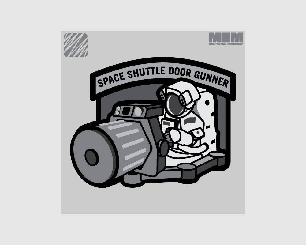 Milspec monkey milspec monkey shuttle doorgunner ds tactical for Door to door transport