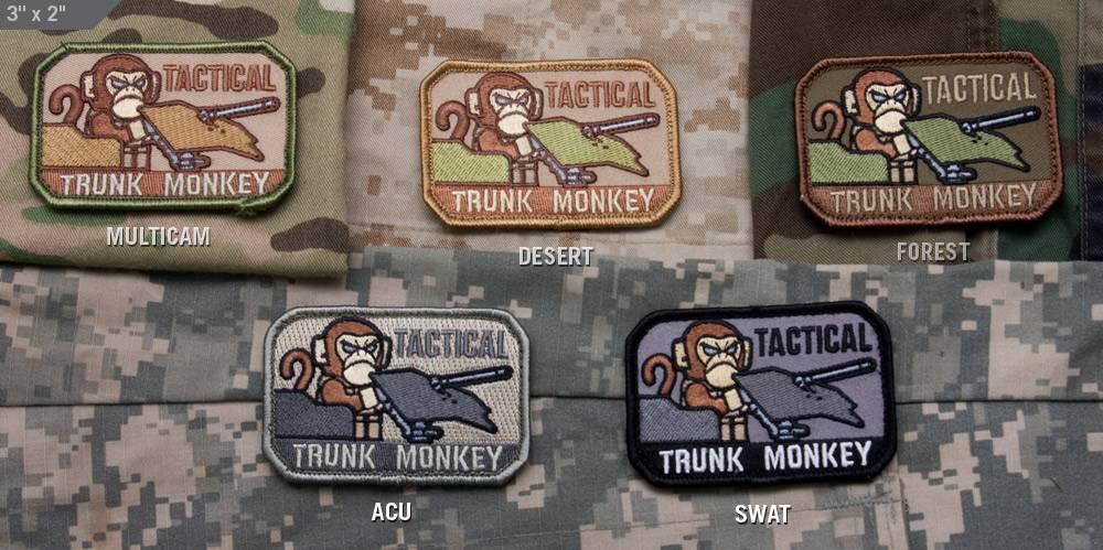 Milspec Monkey Milspec Monkey Tactical Trunk Monkey