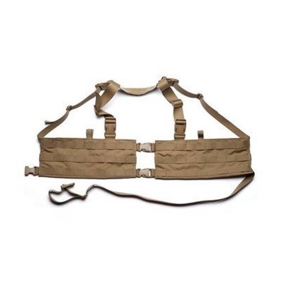 Grey Ghost Gear Grey Ghost Gear Assault Chest Rig Split Front