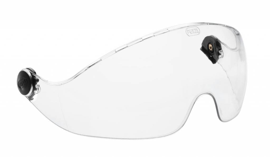 Petzl VIZIR Eye Shield for VERTEX & ALVEO, ANSI