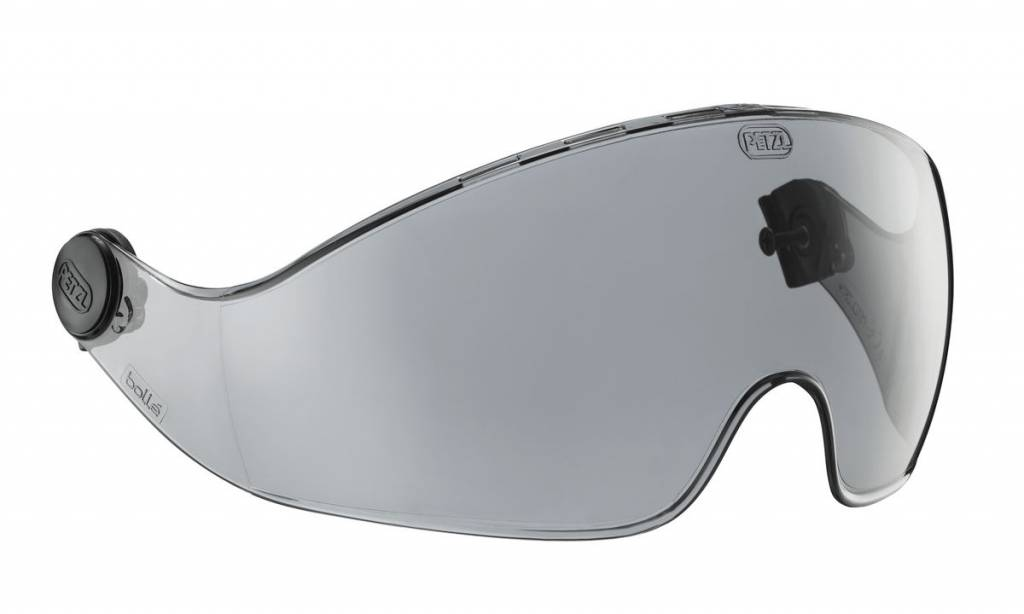 Petzl VIZIR SHADOW Tinted Eye Shield for VERTEX & ALVEO, ANSI