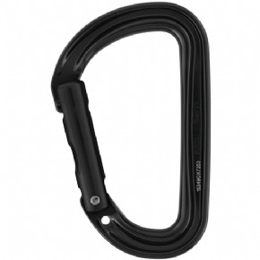 Petzl SM'D WALL H-frame Carabiner w/ Tethering Hole