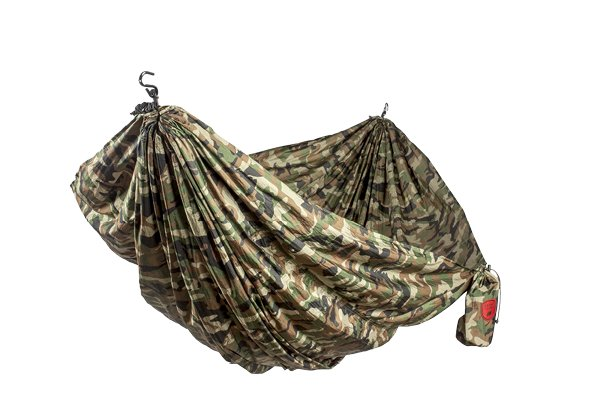 Grand Trunk Ultralight Hammock - Woodland Camo