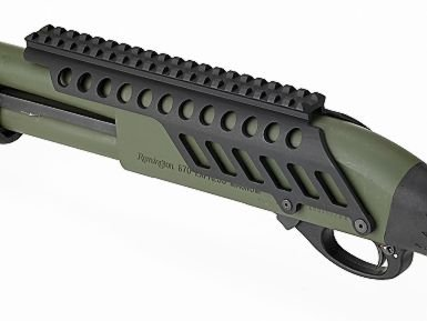 Mesa Tactical Mesa Tactical Saddle Rail for Remington (12-GA, 8½ in)