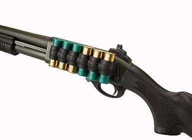 Mesa Tactical Mesa Tactical SureShell Polymer Carrier for Remington (6-Shell, 12-GA)