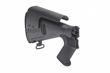 Mesa Tactical Mesa Tactical Urbino Pistol Grip Stock for Beretta 1301 (Riser, Limbsaver, 12-GA, Black)