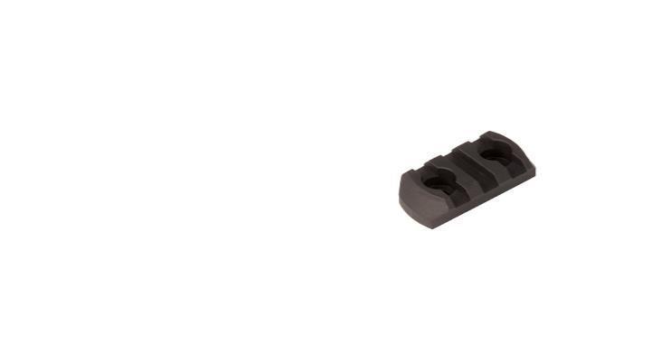 Magpul Magpul M-LOK Aluminum Rail, 3 Slot