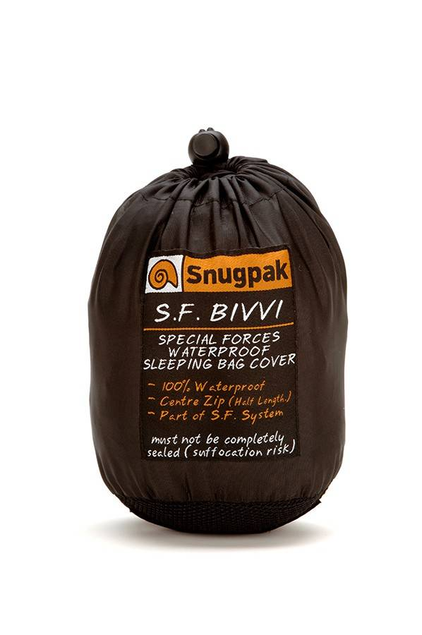 Snugpak Special Forces Bivvi Bag