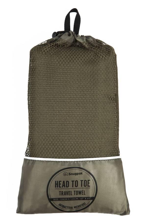 Snugpak Travel Towel - Head To Toe