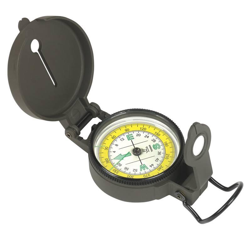 NDuR Engineer Directional Compass w/ Metal Case