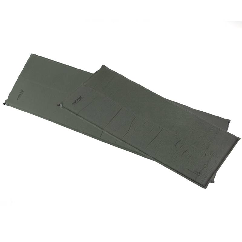 Multimat Trekker Mat, Olive/Coyote Reversible
