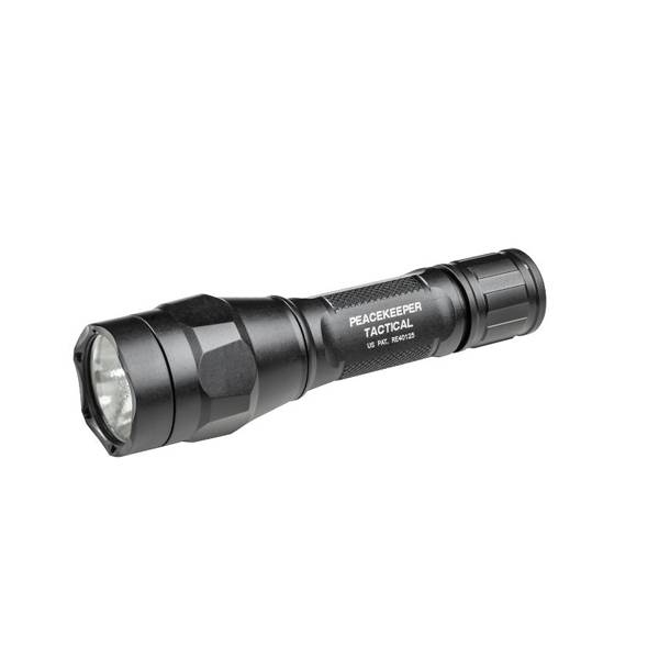 Surefire Surefire P1R Peacekeeper Tactical Rechargeable Ultra-High Single-Output LED Flashlight