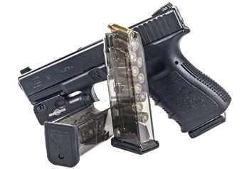 Elite Tactical Systems Elite Tactical Systems Glock 19 Magazine - 9mm, Limited 10 Rd