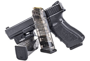 Elite Tactical Systems Elite Tactical Systems Glock 17 Magazine - 9mm, Limited 10 Rd