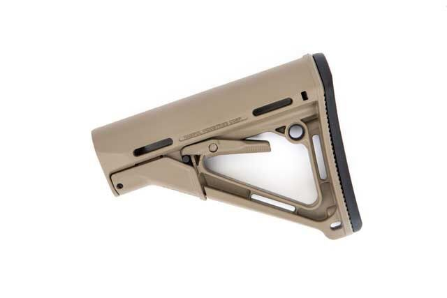 Magpul Magpul CTR Stock - Mil Spec - Flat Dark Earth