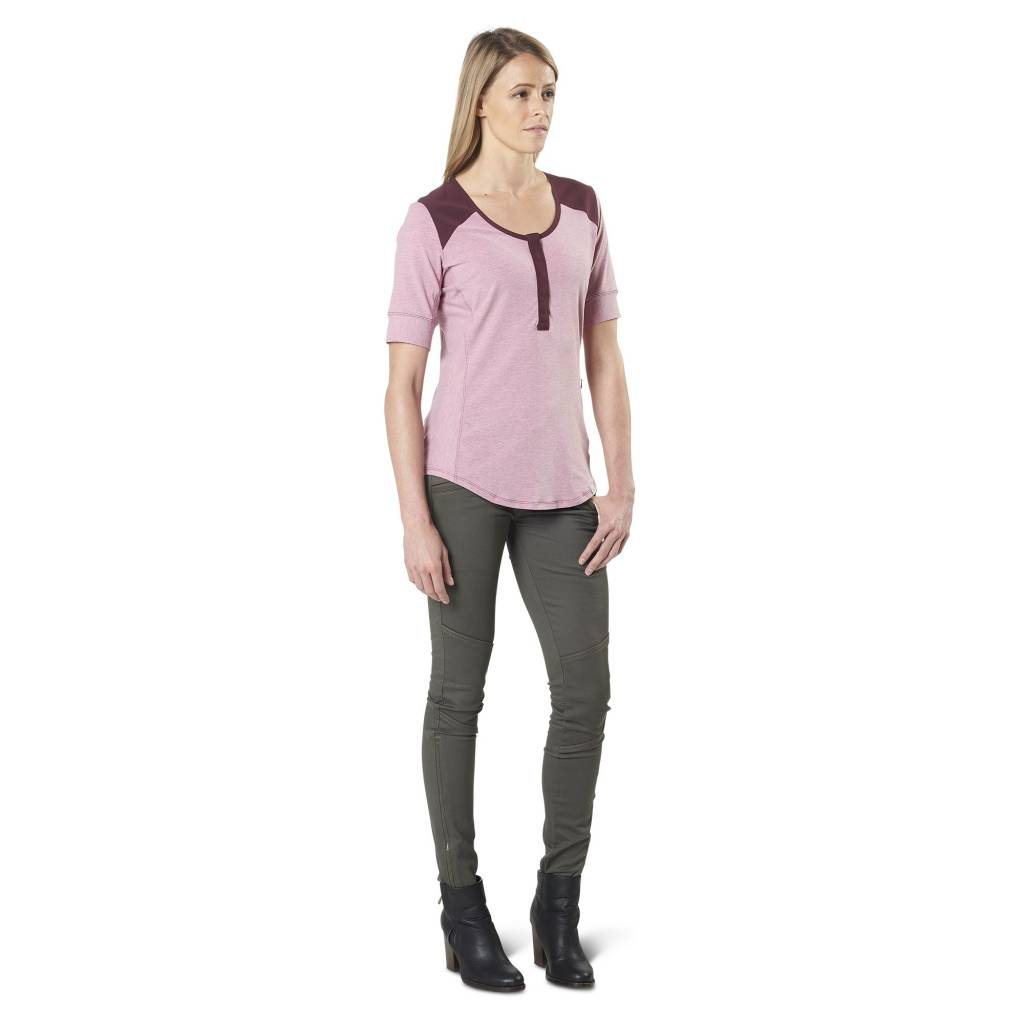 5.11 Tactical 5.11 Tactical Women's Wyldcat Pant, Grenade, 6 Regular