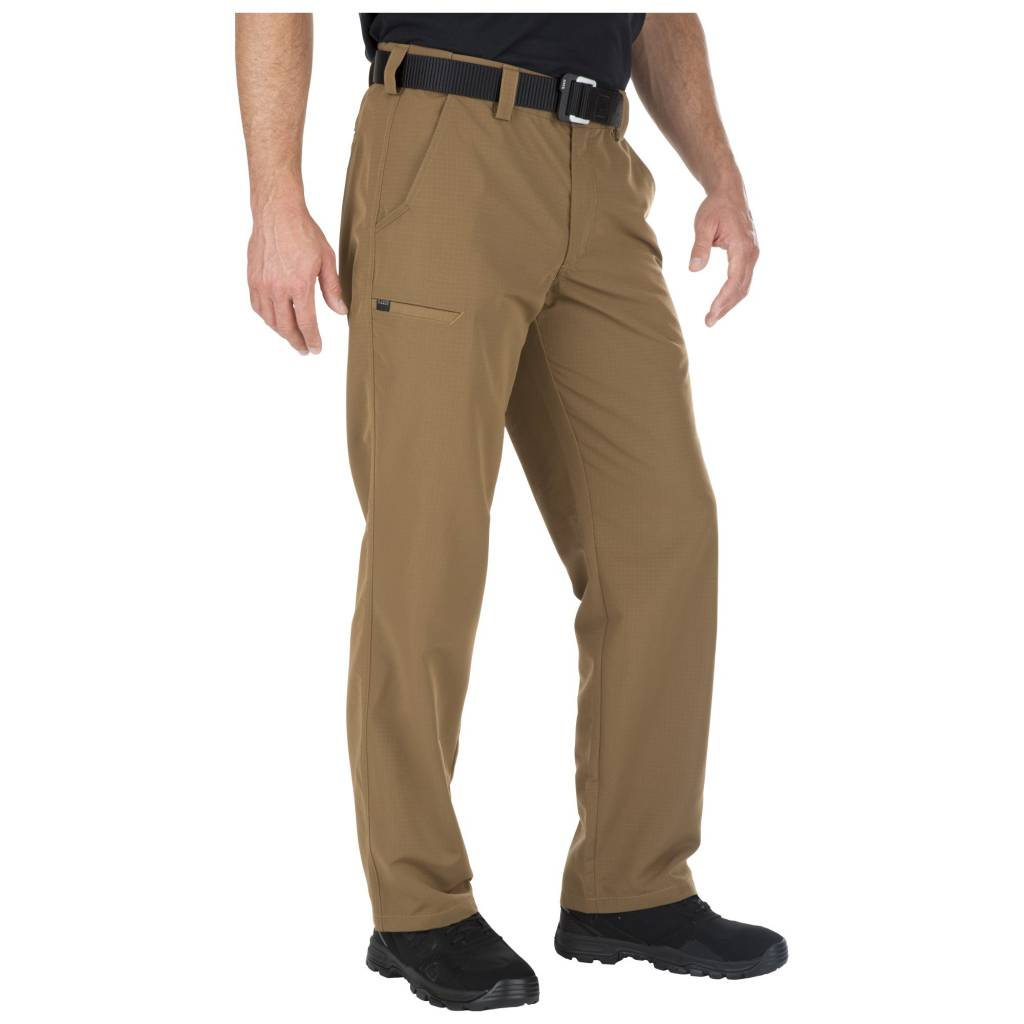 5.11 Tactical Fast-Tac Urban Pant - Battle Brown