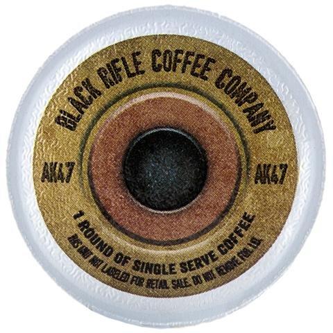 Black Rifle Coffee Company INSTORE - BRCC AK-47 Espresso Coffee Rounds - 32