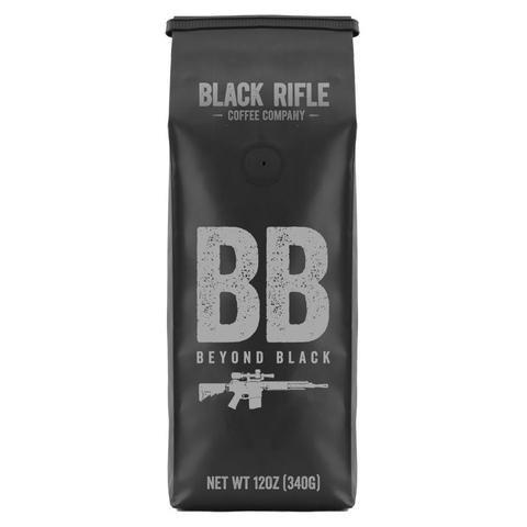 Black Rifle Coffee Company INSTORE - BRCC Beyond Black Coffee Blend - Whole Bean - 12 oz bag
