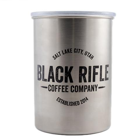Black Rifle Coffee Company INSTORE - BRCC Air Tight Container