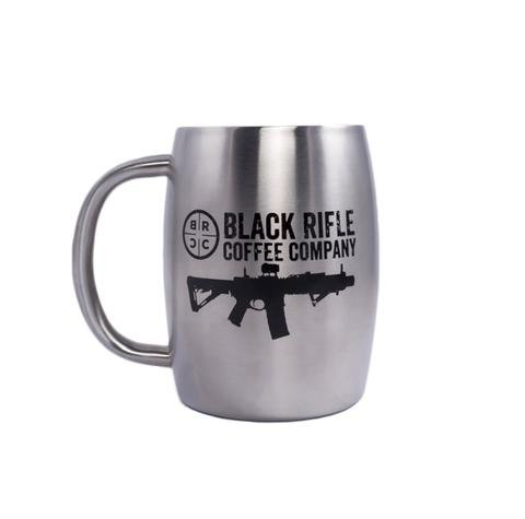 Black Rifle Coffee Company INSTORE - BRCC Stainless Steel Mug