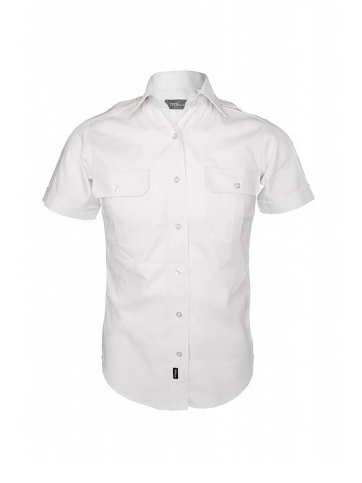 WMU Group WM Uniform Men's Short Sleeve Military Shirt