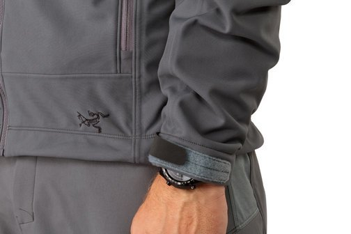Arc'teryx LEAF Minotaur Jacket - Crocodile, XXL