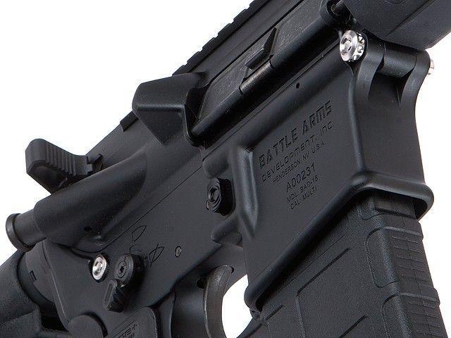 Battle Arms Development Enhanced Pins Set Titanium