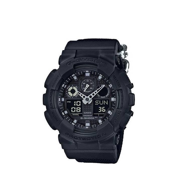 G-Shock GA100BBN-1A